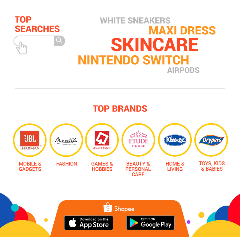 Shopee 11.11 Big Sale Top Searches