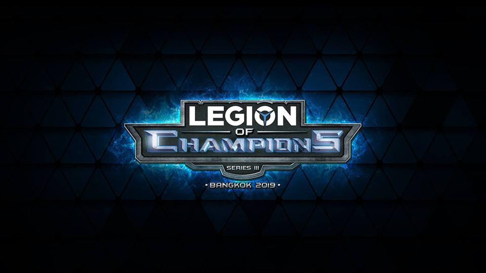 Legion of Champions – Singapore Finals