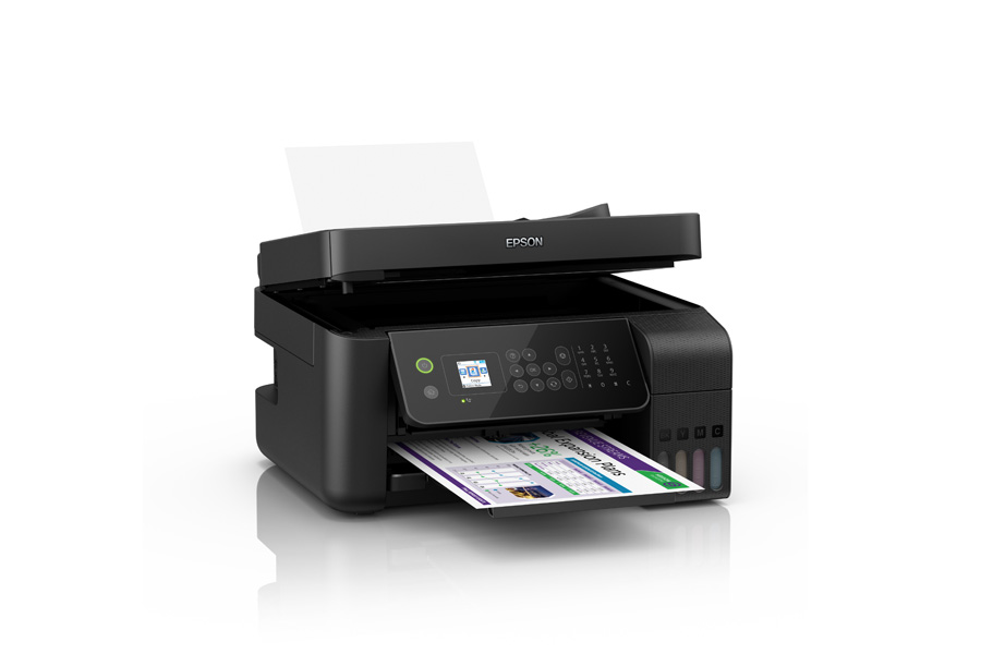 Epson Announces Two New Additions to the EcoTank L-Series: The