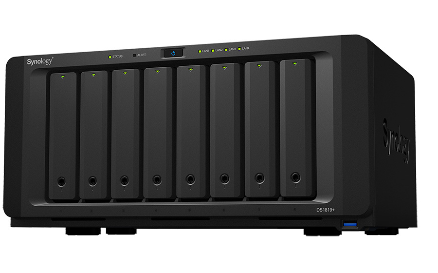 Synology Discstation DS1819+