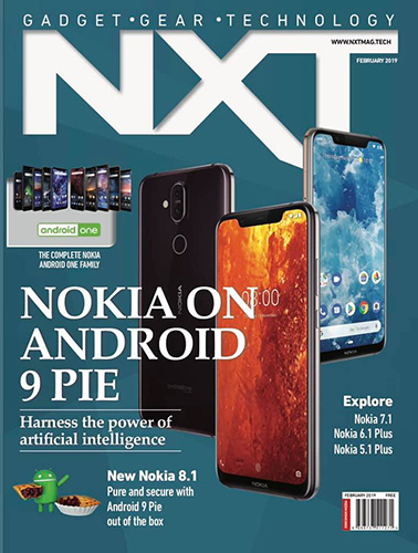 Nokia Smartphones with Android special issue