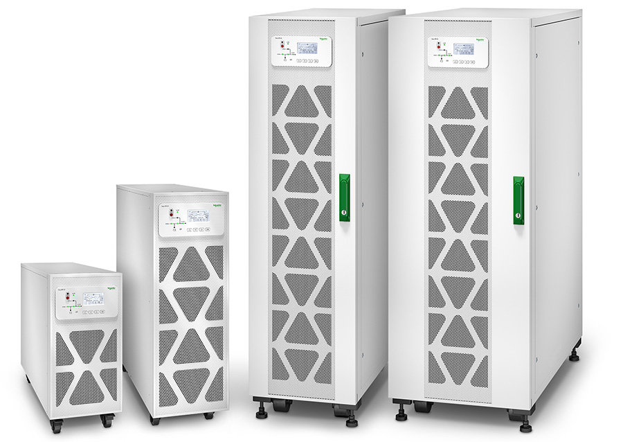 Stanadalone data centre in varying heights