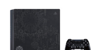 Limited Edition Kingdom Hearts III PS4 Pro