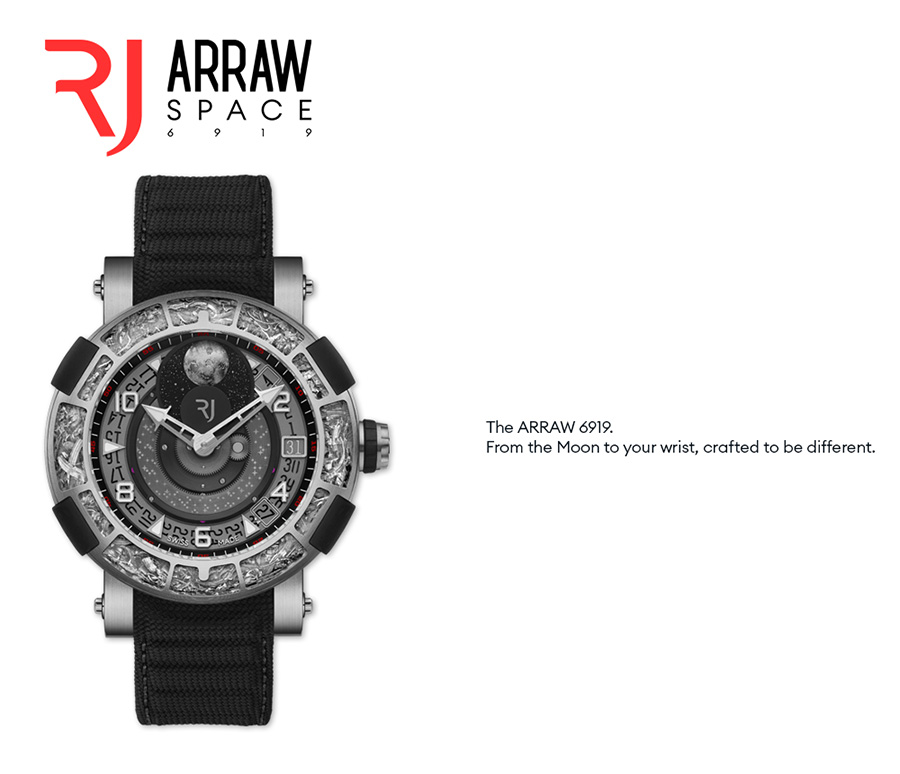 RJ ARRAW SPACE 6919
