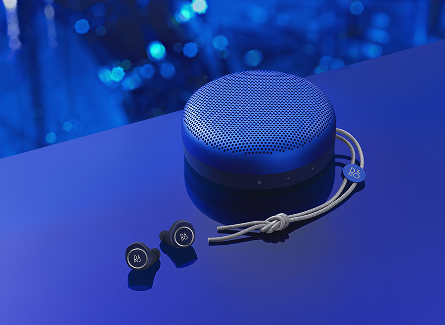 Beoplay A1 Late Night Blue Special Edition speaker