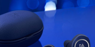 Beoplay E8 Late Night Blue Special Edition