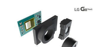 Infineon's REAL3 image sensor chip with Time-of-Flight technology