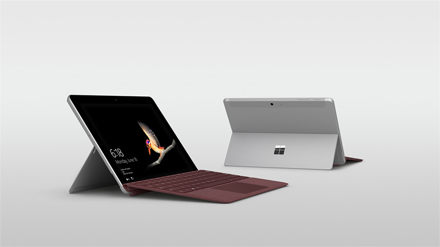 Surface Go with LTE Advanced