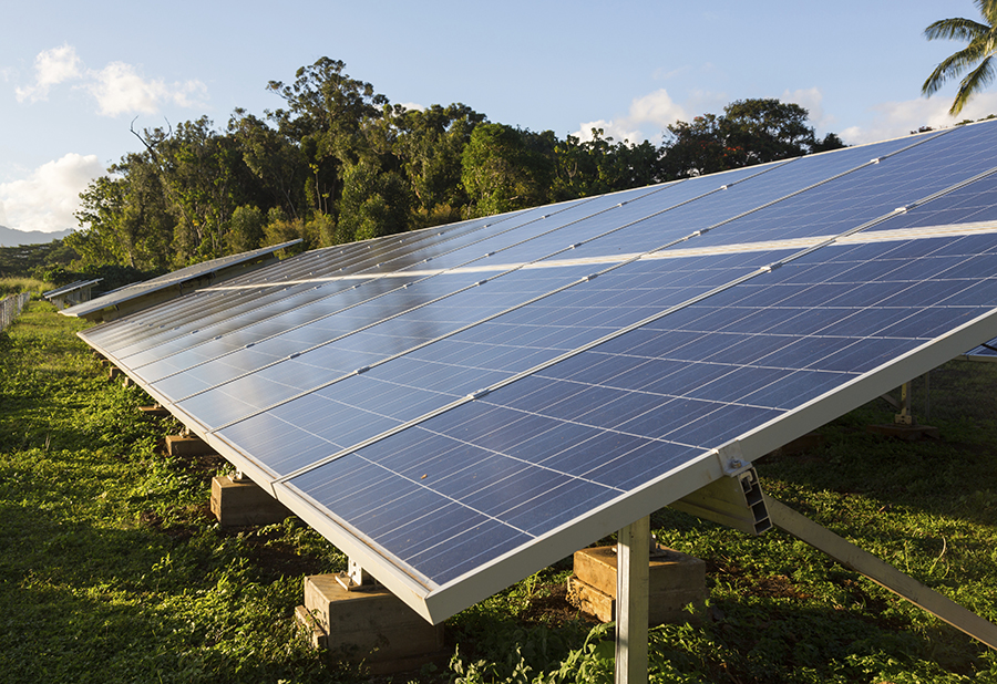 Solar panels as a source of Renewable Energy