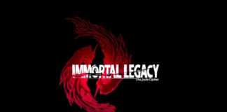 Immoral Legacy logo