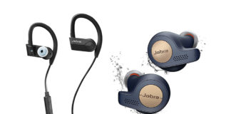 Jabra Elite Active 65t and Jabra Sport Pace