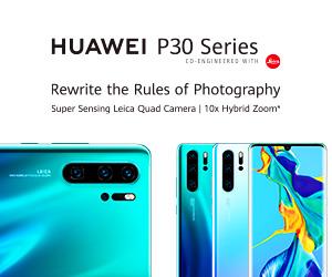 Huawei P30 Ad