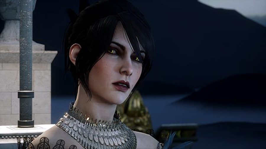 Morrigan from Dragon Age Inquisition - Game of the Year Edition