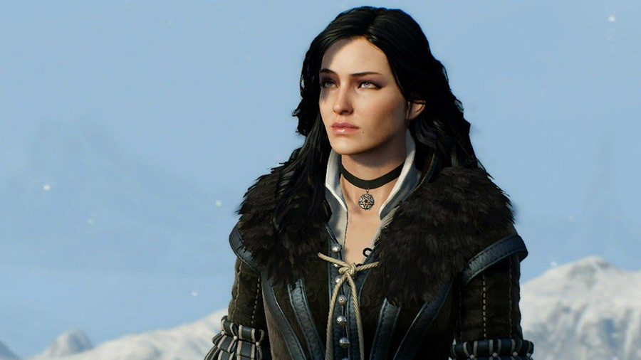 Yennefer from The Witcher 3: Wild Hunt