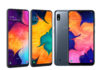 Galaxy A series – the Galaxy A10, A30 and A50