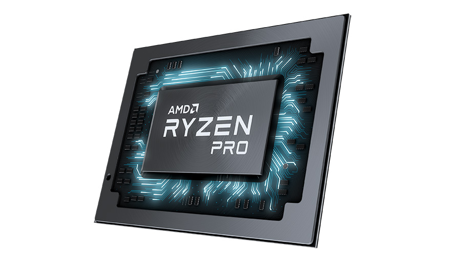 AMD 2nd Gen Ryzen PRO mobile processors with Radeon Vega Graphics