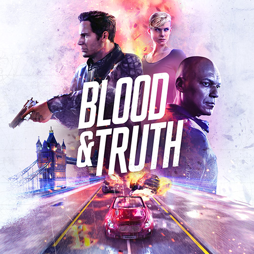 Blood & Truth title
