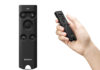 The Sony RMT-P1BT Bluetooth wireless remote commander