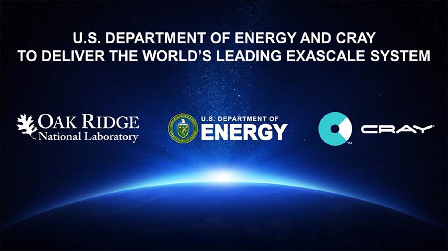 AMD Oak Ridge National Laboratory Supercomputer Collaboration