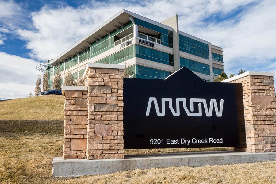 Arrow Electronics' headquarters in Denver, Colorado