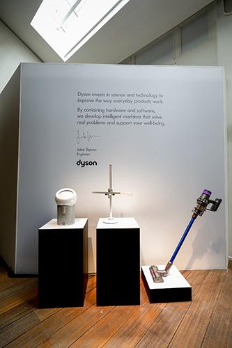 Dyson Triple Technology Launch Event