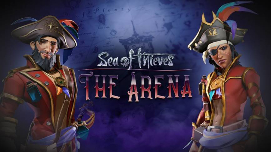 Sea of Thieves: The Arena
