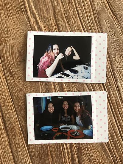 Photos taken with the Fujifilm Instax LiPlay