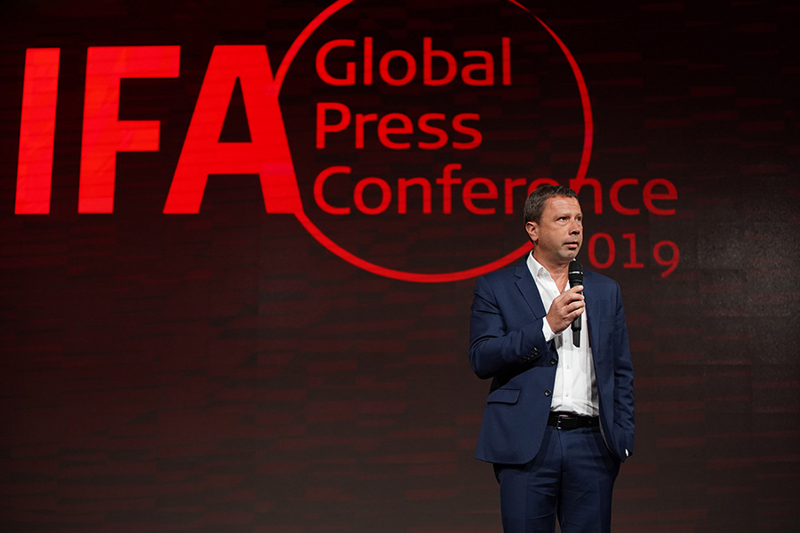 Sennheiser as the official IFA Global Audio Partner to IFA 2019