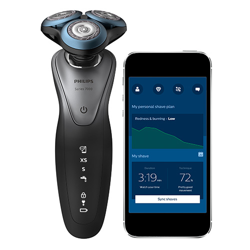 Philips Smart Shaver with app