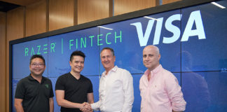 Razer and Visa announce partnership for Razer Fintech