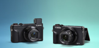 CAnon PowerShot G5 X Mark II and Mark III
