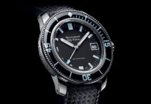 Fifty Fathoms Barakuda for Only Watch 2019