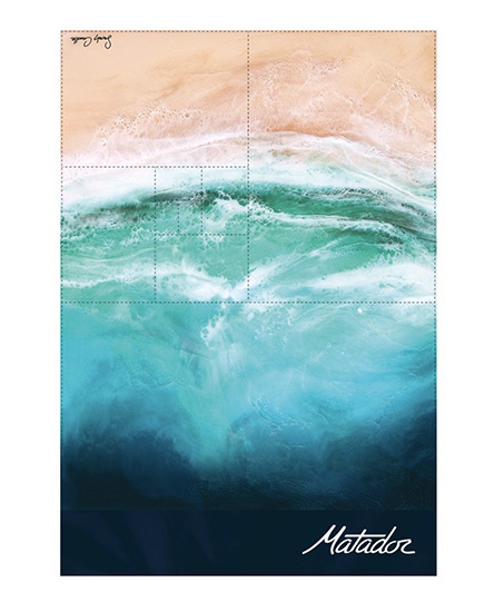 Matador Ocean Pocket Blanket