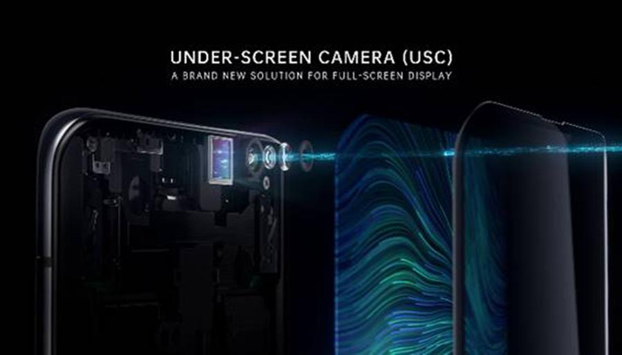 OPPO Under Screen Camera Tech and Meshtalk revelation