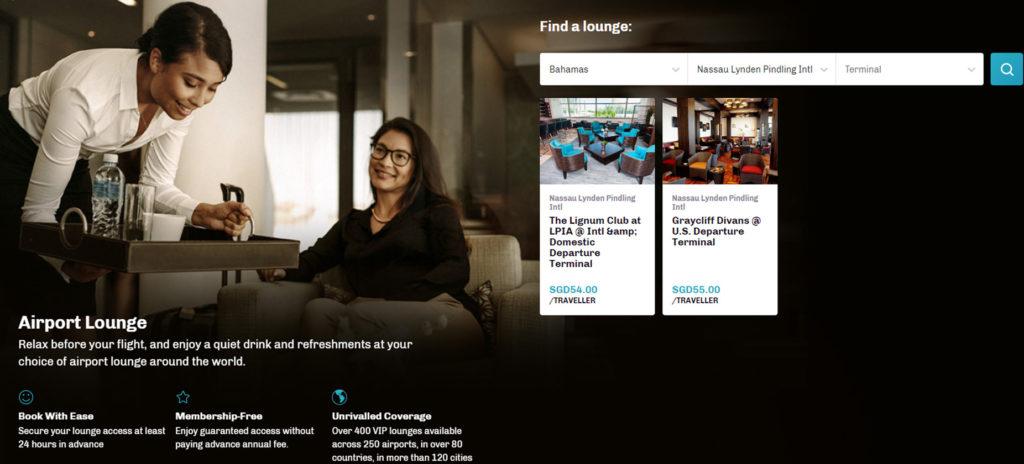 Worldwide Lounge Access