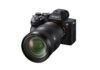 Sony Alpha 7R IV full-frame mirrorless camera, with SEL2470GM lens