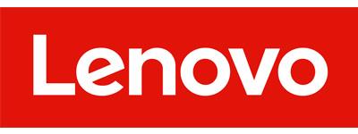 Lenovo sponsor logo