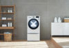 LG AI Direct Drive Washing Machine