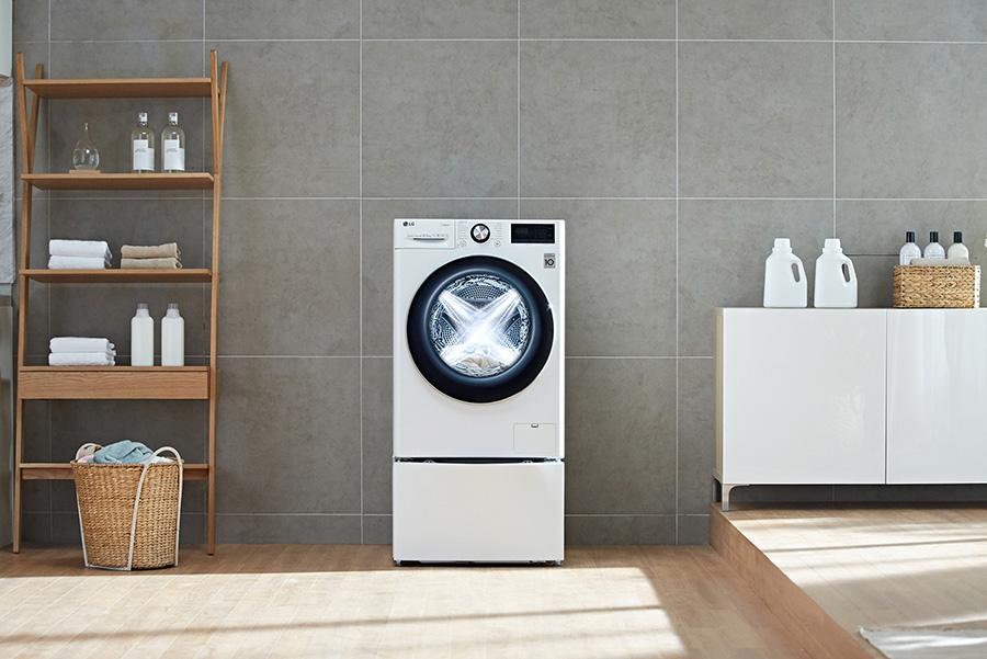 LG AI Direct Drive Washing Machine