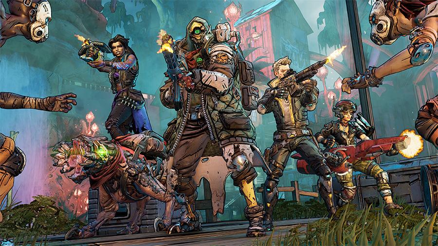 Borderlands 3 Proving Grounds screenshot
