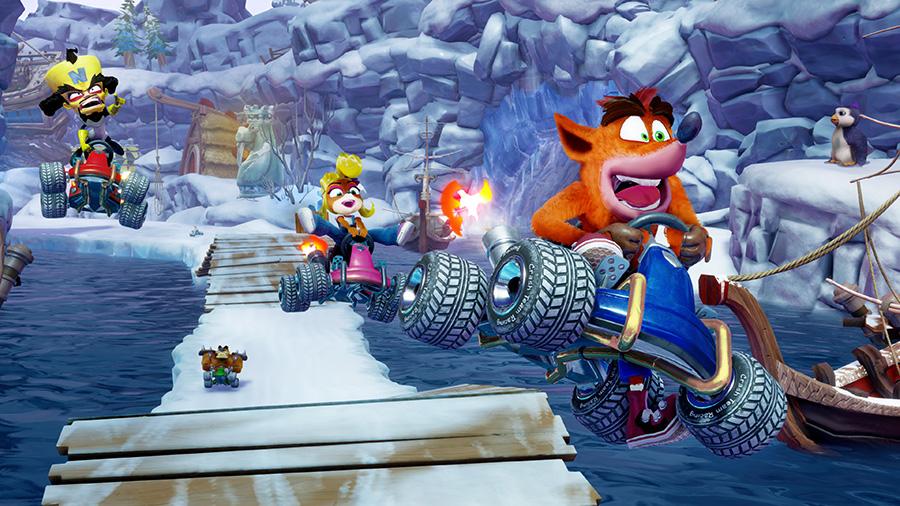 Crash Team Racing Nitro Fueled Screenshot