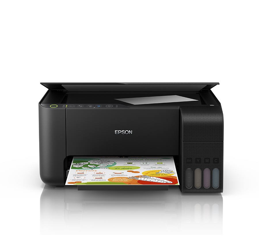 Epson L3150 high-capacity ink tank inkjet printer