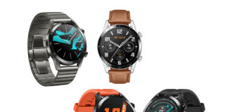 HUAWEI GT2 smartwatches