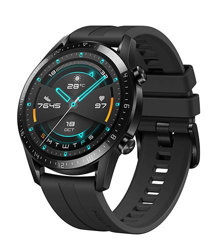 HUAWEI GT2 smartwatch sports edition in matte black