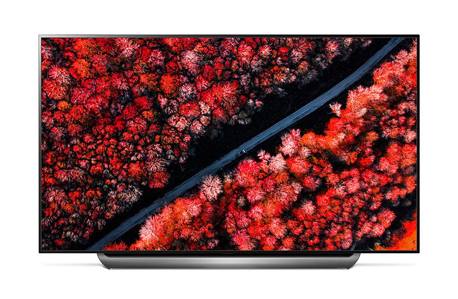 LG OLED C9 TV