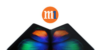 M1 supporting eSIM feature for Samsung Galaxy Fold