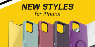 Phone covers of the Otterbox Apple iPhones series