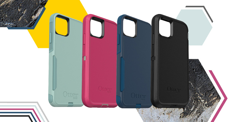 Rugged and strong phone covers by Otterbox