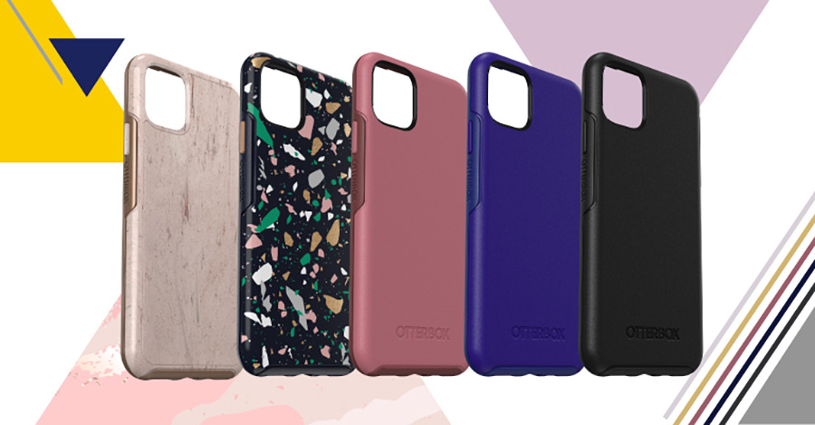 Stylish and strong phone covers by Otterbox