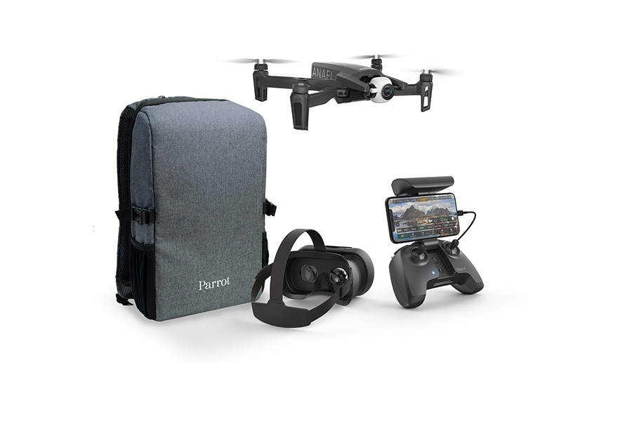 ANAFI FPV with accessories